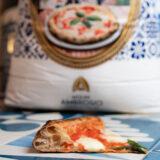 La margherita dop di Michele di Donna con le farine Molini Ambrosio
